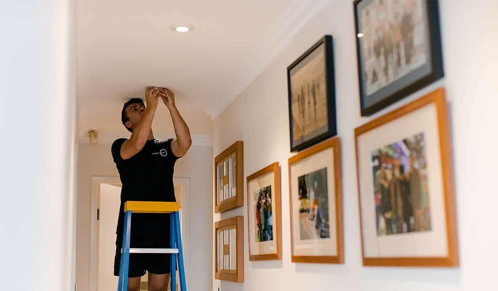 installing-downlights-sydney