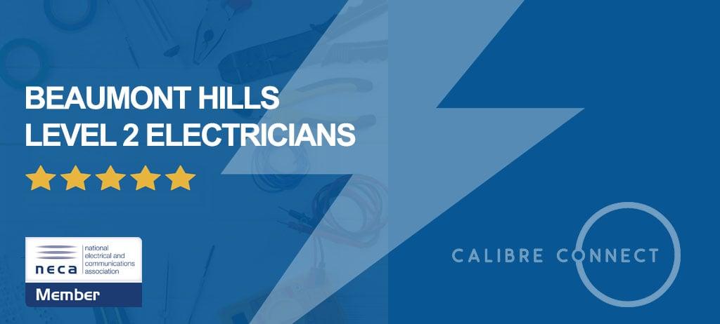 level-2-electrician-beaumont-hills
