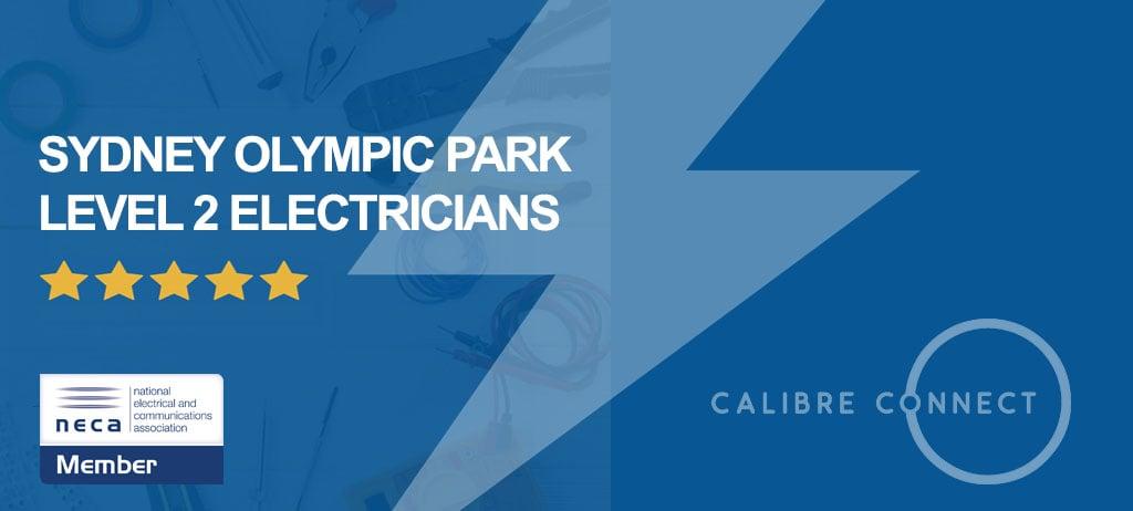 level-2-electrician-sydney-olympic-park