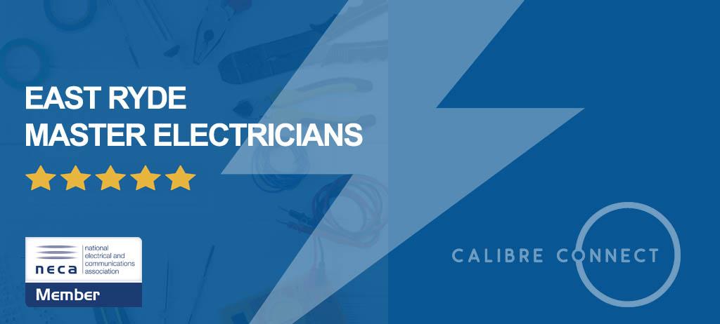electrician-east-ryde