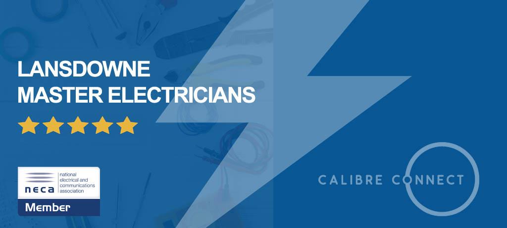 electrician-lansdowne